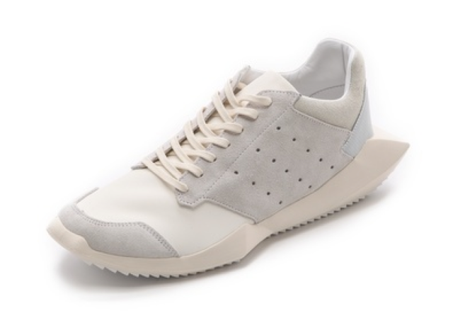 Adidas X Rick Owens Tech Runner Sneakers - $897.44
