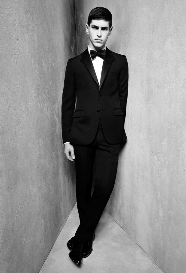 GIVENCHY-tuxedo-capsule-collection I AM JVSTVS