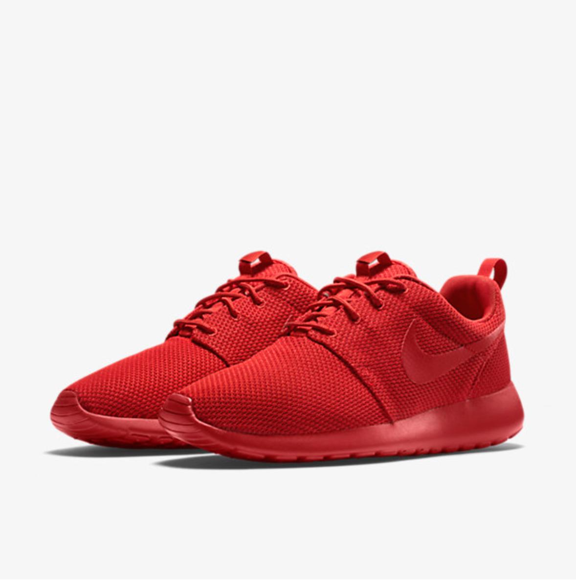 Nike Roshe One �C Red Out   I AM JVSTVS
